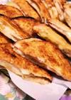 簡単‼️餃子の皮でサクサクはさみ揚げ