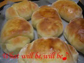 出来るだけ簡単に!パン作り