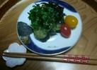 夏の朝食に(^q^)茄子の浅漬け
