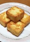 高野豆腐のヘルシー唐揚げ