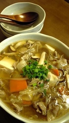 *♥*豚肉と豆腐の五目うま煮*♥*