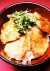 簡単&絶品!がっつり生姜焼マヨ豚丼♪