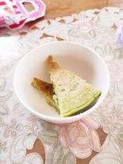 ☆離乳食☆野菜たっぷりホットケーキの写真