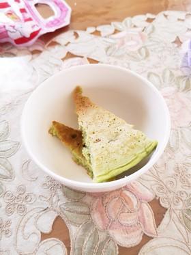 ☆離乳食☆野菜たっぷりホットケーキ