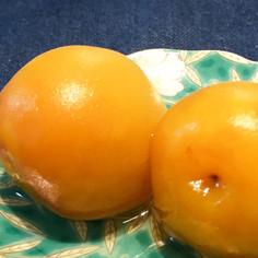 甘酸っぱくておいしい完熟梅のコンポート