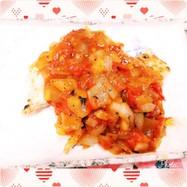 鱈のトマト洋風あんかけ♪さっぱり高栄養♪