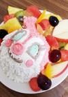 ドキンちゃんのアイスケーキ♡