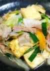 野菜たっぷり沖縄の味♪豆腐チャンプルー