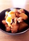 炊飯器で簡単!鶏手羽元と大根のトロトロ煮