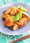 夏野菜と鶏肉の南蛮漬