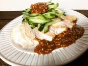 棒棒鶏のタレ材料4つ簡単美味しい^ ^の写真
