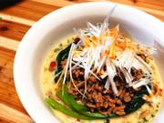 ベースパスタ担々麺の写真