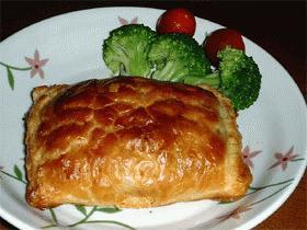 ミートパイ(カレー味)