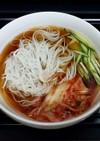 キムチ冷麺・温麺