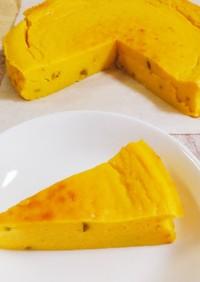 ダイエット♪ヘルシーかぼちゃプリンケーキ