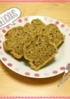 豆腐ときなこのパウンドケーキ☆