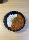 水なし簡単トマトカレー(ハヤシライス風)