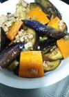 幼児食☆親子で食べる茄子と挽肉の味噌炒め