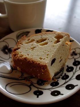 ホームベーカリーで簡単ケーキ