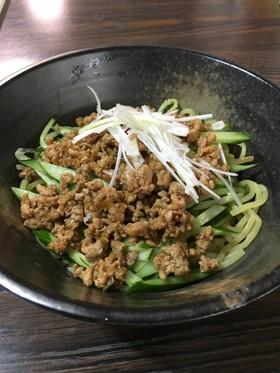 簡単本格✴︎ピリ辛ジャージャー麺
