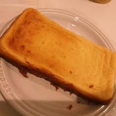 豆腐濃厚チーズケーキ