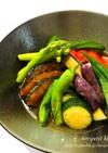 夏野菜たっぷり♡美味しい♡揚げびたし♡