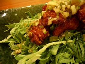 鶏から揚げ用 簡単 特製ソース