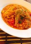 本格モロッカン★レンズ豆と鶏肉の煮込み