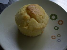 プチ桃バターケーキ