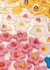 シュガーペーストで作る世界で一つだけの花