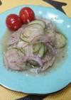 紫玉ねぎの簡単マリネサラダ