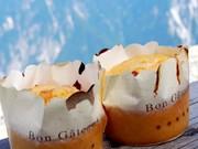 ワンボールのヨーグルトケーキの写真