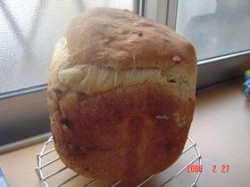 HBで♡マロン食パン♡