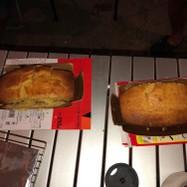 HMオレンジ風味パウンドケーキ