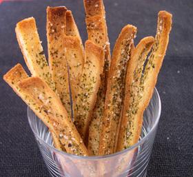 パンの耳 de イタリアンスティック