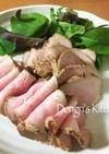 豚ブロック肉のローストポーク炊飯器で簡単