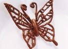 チョコレート細工…蝶々