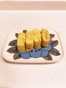 ❁刻み生姜の卵焼き❁