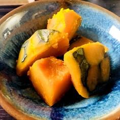 しっとり、ホッコホコな南瓜の煮物