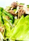 さっぱり☆鯖缶とレタスのサラダ♥簡単☆