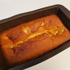 イチジクのブランデーケーキ