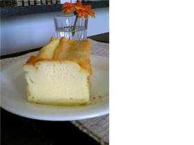 ☆ヨーグルトでヘルシーチーズケーキ☆