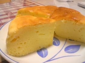 ゆずが香る☆本格濃厚チーズケーキ