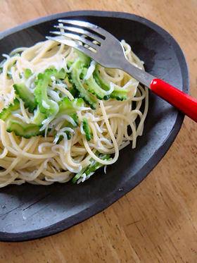 清湯(チンタン)de 塩味パスタ