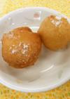 【保育園のおやつ】  豆腐ドーナツ