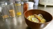 あさりのスープカレーの写真
