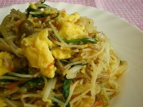 ◆野菜と卵のビーフン◆
