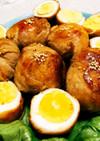 豚肉の卵肉巻き