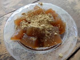 タンポポ茶の本葛もち 低糖質