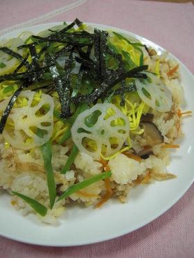 うちの☆ちらし寿司